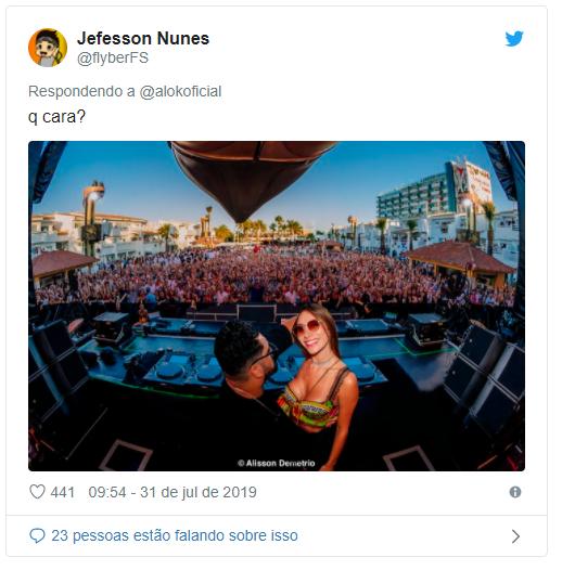 Alok pede ajudinha com Photoshop e acaba virando meme nas redes sociais - 4