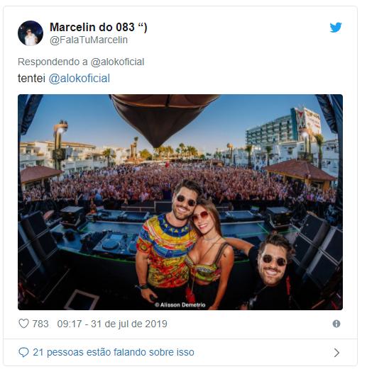 Alok pede ajudinha com Photoshop e acaba virando meme nas redes sociais - 5