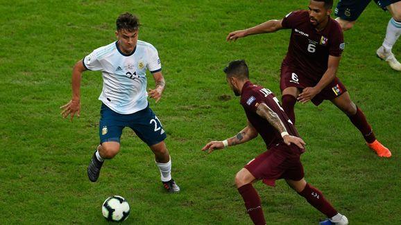 FBL-COPA AMERICA-2019-VEN-ARG
