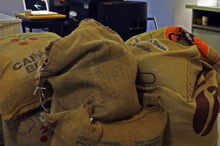 Sacas de café