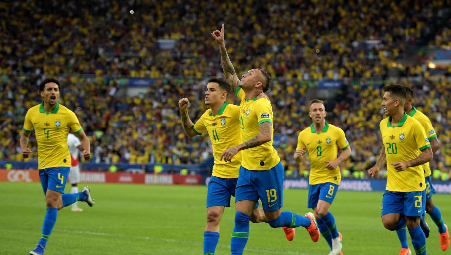 Campeão! Brasil supera expulsão, vence Peru e conquista Copa América pela nona vez - 1