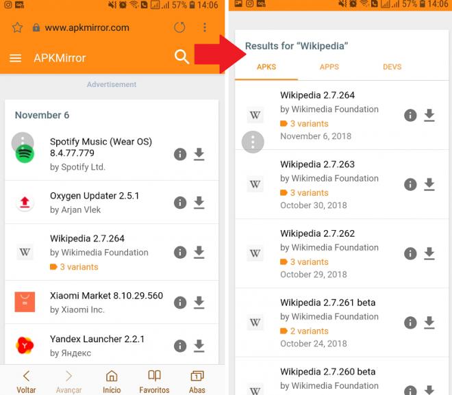 Como instalar um aplicativo para Android que você não encontra na Play Store - 2