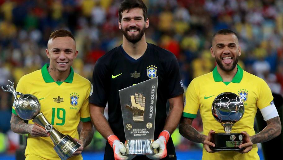 Confira a seleção da Copa América de 2019 - 1