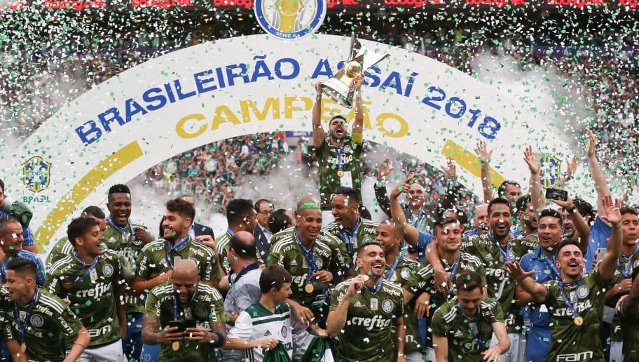 Curiosidade: há quantas rodadas o seu time não é líder do Brasileirão? - 1