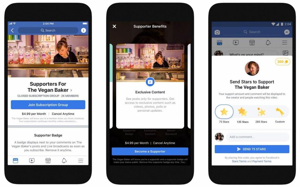 Facebook anuncia melhorias para monetização em sua plataforma de vídeos - 2