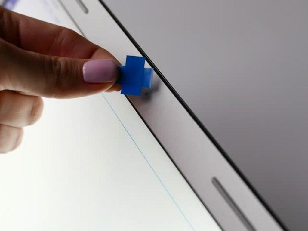 Fita adesiva e além | Como proteger a câmera do seu notebook contra hackers - 3