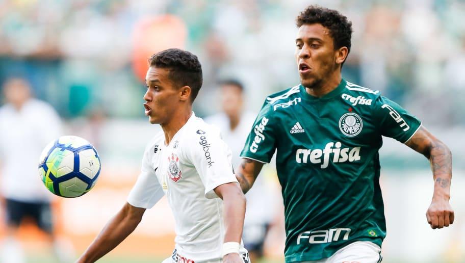 Globo muda grade para transmitir Corinthians x Palmeiras pelo Brasileirão - 1