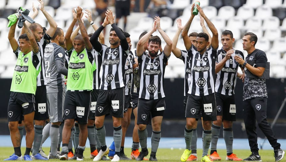 Insatisfeito com atrasos salariais, elenco do Botafogo sinaliza paralisação - 1