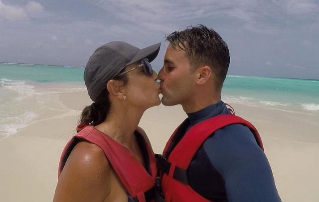 Ivete Sangalo compartilha momentos das férias com o marido nas Ilhas Maldivas - 2