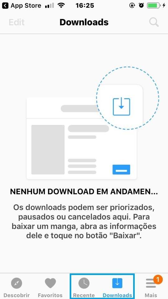 Manga Rock: aplicativo permite ler mangás em português de graça - 5
