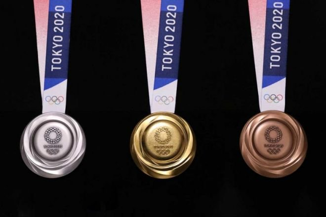 Medalhas dos Jogos Olímpicos 2020 serão feitas a partir de celulares reciclados - 2