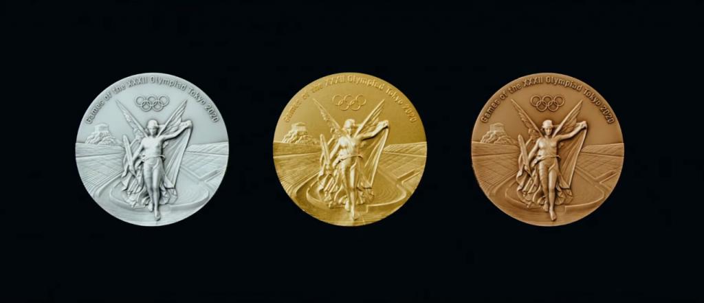 Medalhas dos Jogos Olímpicos 2020 serão feitas a partir de celulares reciclados - 3