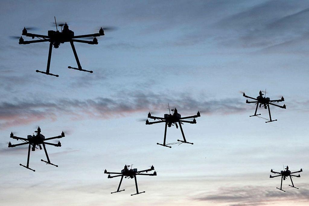 O que drones, inteligência artificial e policiamento têm em comum? - 2