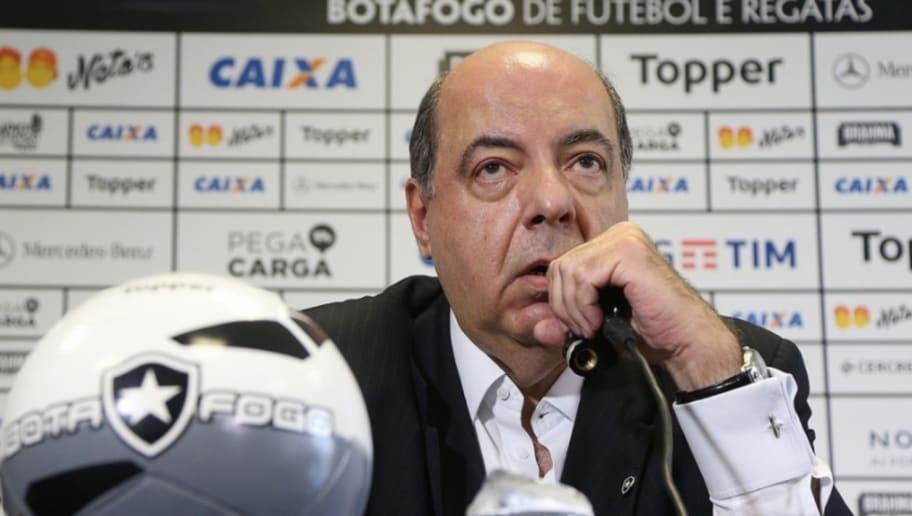 Presidente do Botafogo abre o jogo e se manifesta sobre atrasos de salários - 1