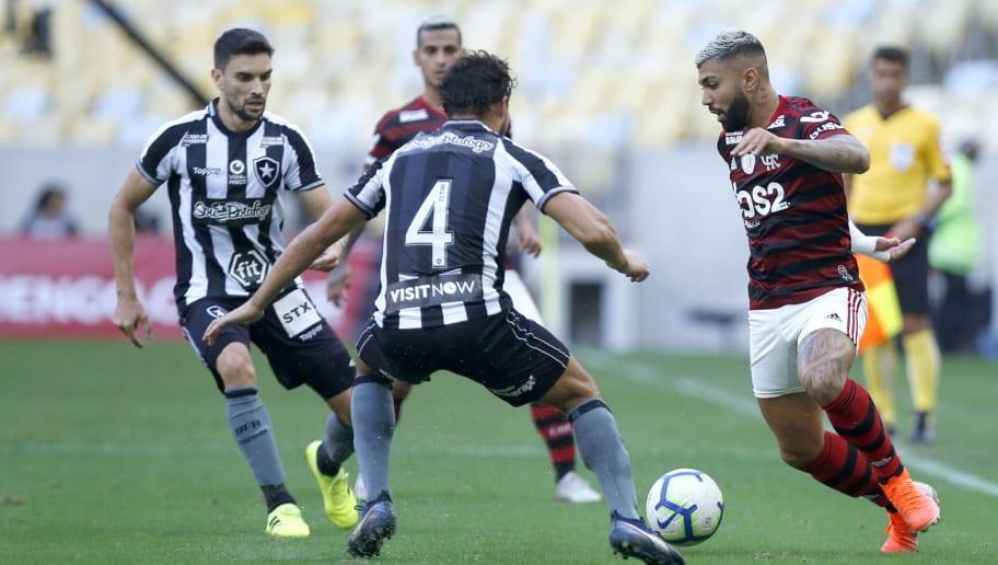Resumão da rodada de domingo do Brasileirão 2019 - 1
