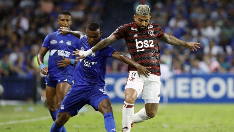 Resumo: a quarta dos times brasileiros na Libertadores e na Sul-Americana - 1