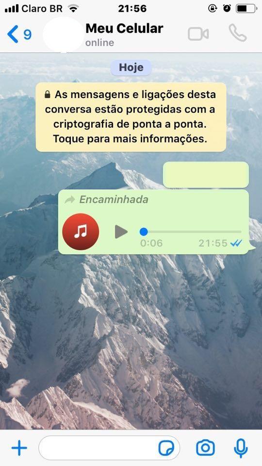 Saiba como reproduzir áudio no WhatsApp sem mostrar que ele foi ouvido - 6