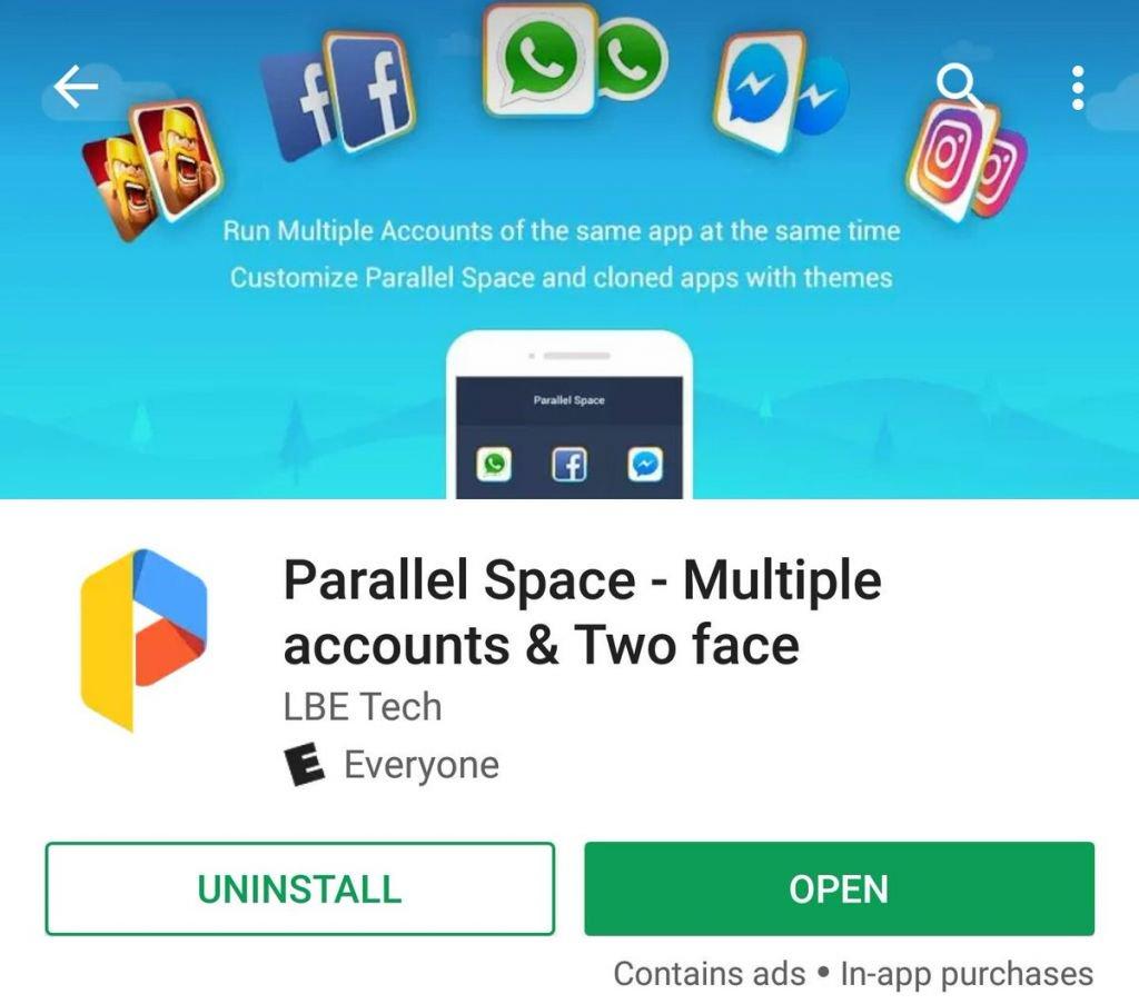 Saiba como usar duas contas no WhatsApp, Facebook e jogos ao mesmo tempo - 2