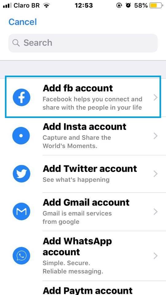 Saiba como usar duas contas no WhatsApp, Facebook e jogos ao mesmo tempo - 4
