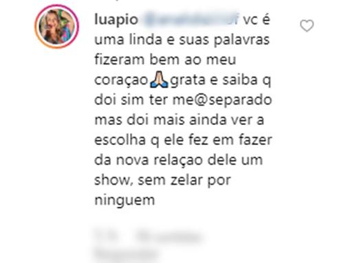 """Separada de Pedro Scooby, Luana Piovani faz desabafo: """"Dói ver ele fazer da nova relação um show"""" - 1"""