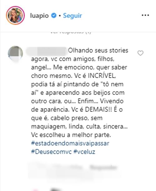 """Separada de Pedro Scooby, Luana Piovani faz desabafo: """"Dói ver ele fazer da nova relação um show"""" - 2"""