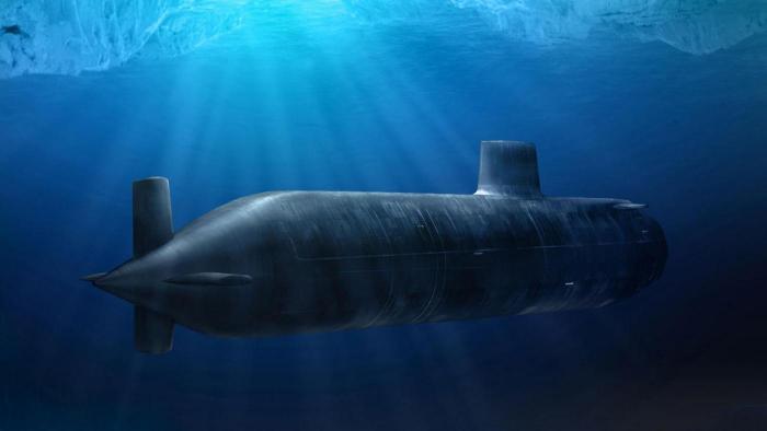 Submarino russo naufragado está vazando césio radioativo no mar da Noruega - 1