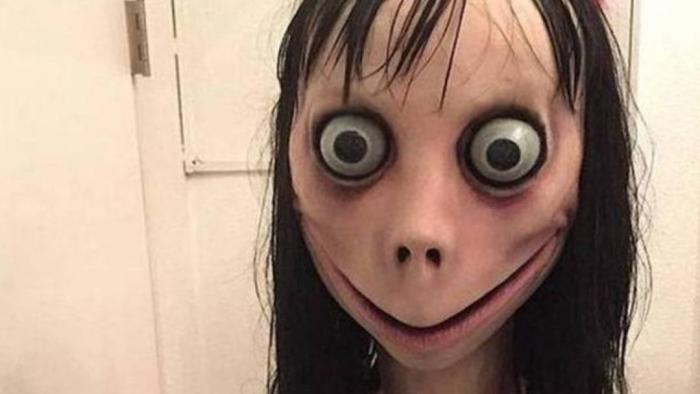 Viral da internet, Momo vai ganhar seu próprio filme de terror - 1