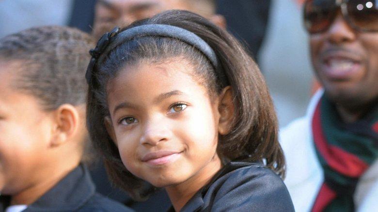 A impressionante transformação de Willow, filha de Will Smith - 1