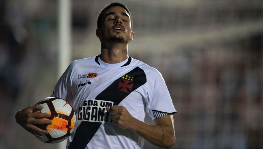 Após sair do Vasco, meia Thiago Galhardo manda 'indireta' ao ex-clube - 1