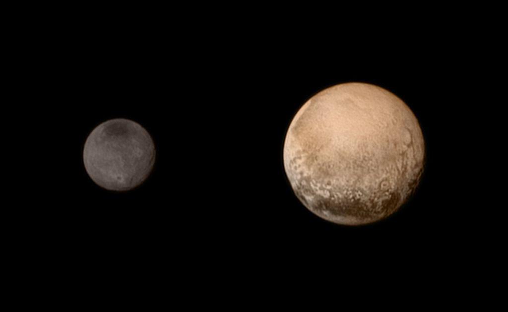 Chefe da NASA afirma que Plutão é um planeta e a polêmica volta à pauta - 2