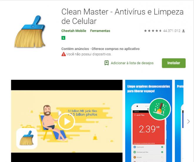 Conheça os melhores aplicativos Android para fazer a limpeza do seu celular - 2