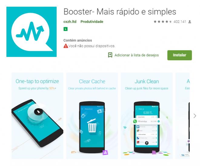 Conheça os melhores aplicativos Android para fazer a limpeza do seu celular - 3