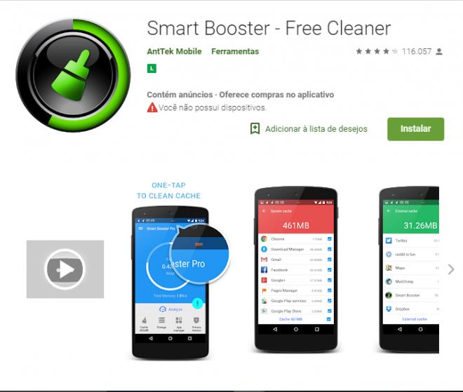 Conheça os melhores aplicativos Android para fazer a limpeza do seu celular - 4