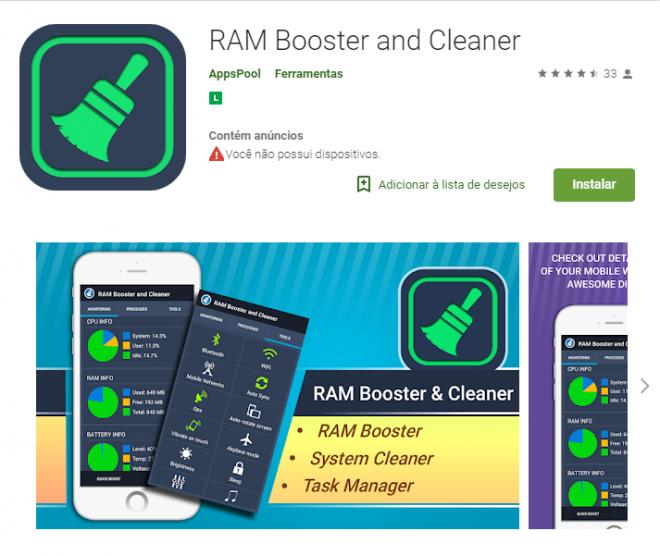 Conheça os melhores aplicativos Android para fazer a limpeza do seu celular - 7