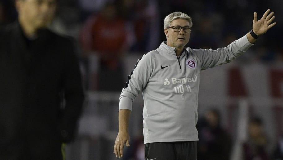 Dois desfalques no elenco do Inter preocupam Odair Hellmann para jogo contra o Botafogo - 1