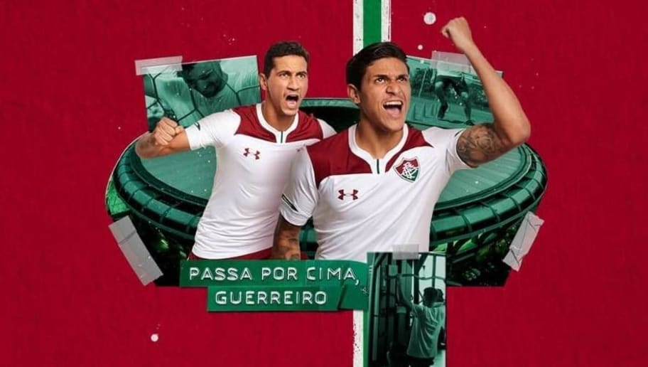 Erro da Under Armour causa surpresa e desconforto no Fluminense - 1