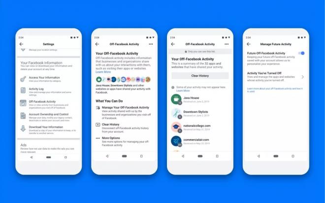 Facebook lança ferramenta de privacidade que te afasta dos anúncios direcionados - 2