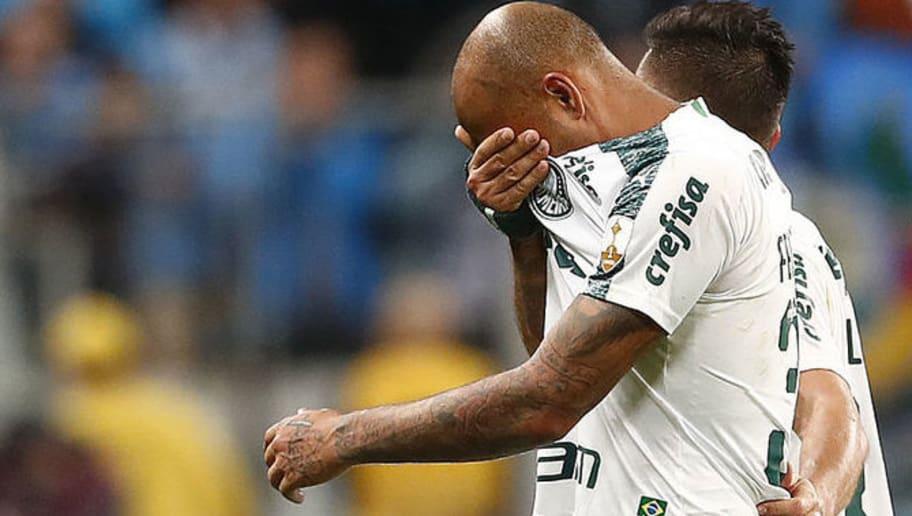Felipe Melo é denunciado pelo STJD e pode desfalcar o Palmeiras por longo período - 1