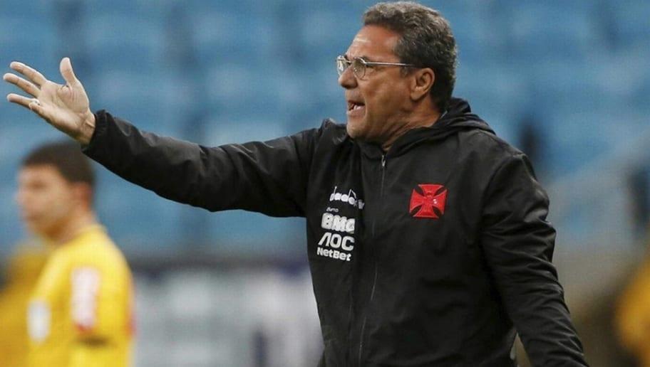 Feliz onde? Luxa solta o verbo após vitória do Vasco e dispara 'farpas' contra a CBF - 1