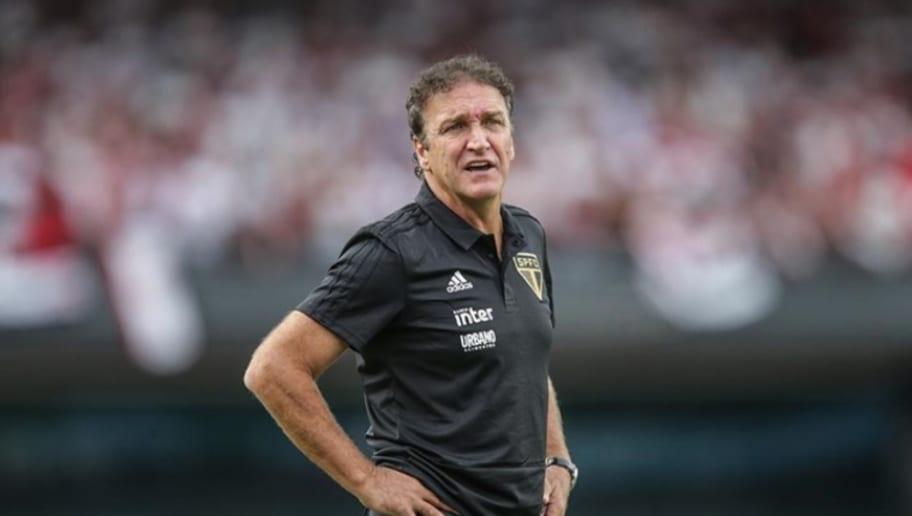 Fora dos planos de Cuca, dupla não treina mais com o elenco do São Paulo - 1