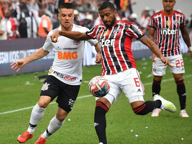 FBL-BRAZIL-PAULISTA-CORINTHIANS-SAOPAULO