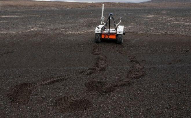 NASA se prepara para próxima missão em Marte em campos de lava na Islândia - 3