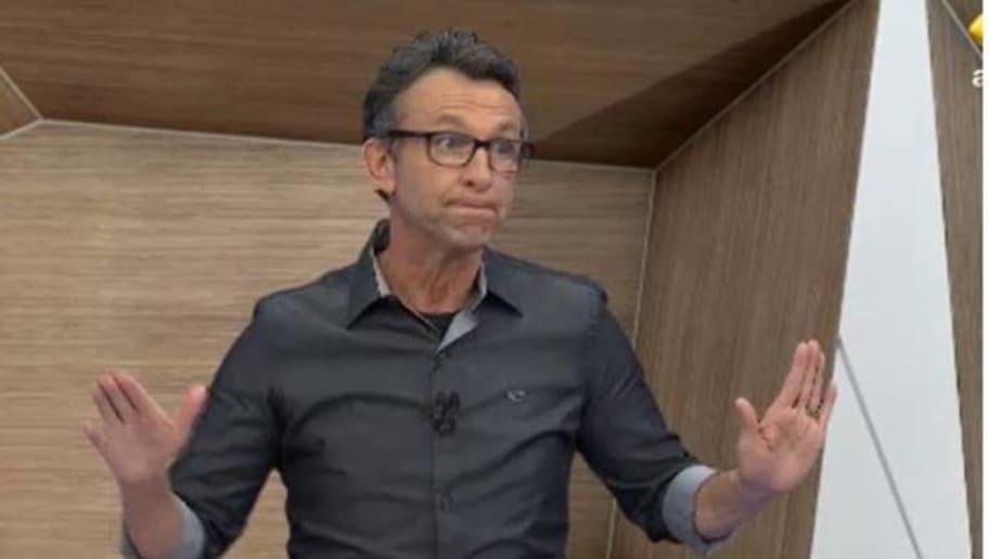 Perdeu a cabeça! Neto fala que Allianz Parque não é do Palmeiras e comentaristas discutem ao vivo - 1