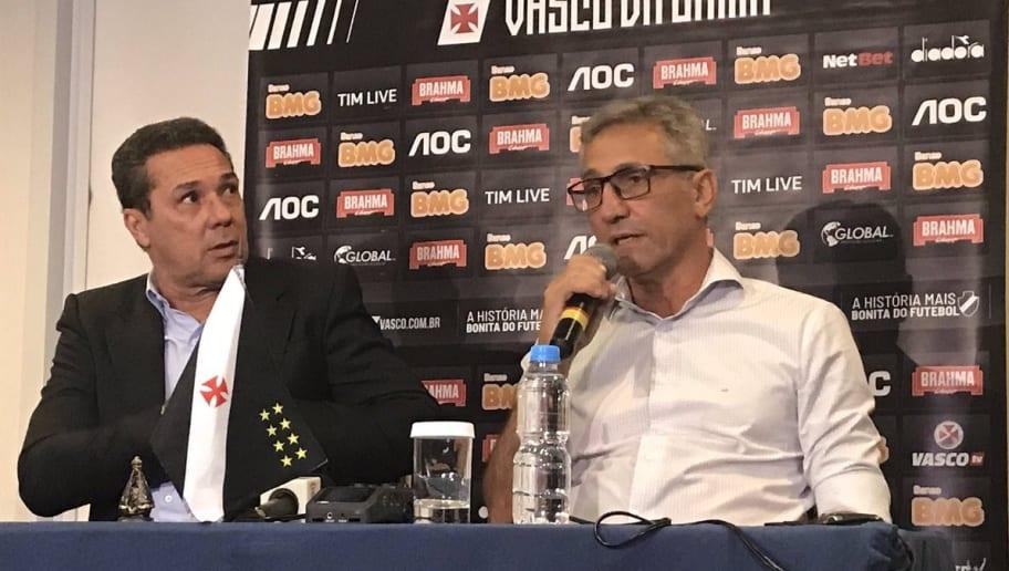 """Presidente do Vasco descarta repatriar atacante: """"Comigo na presidência, ele não volta"""" - 1"""