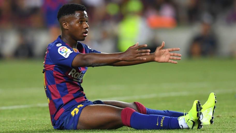 Prodígio? Garoto de 16 anos se torna segundo mais jovem a atuar pelo Barcelona - 1