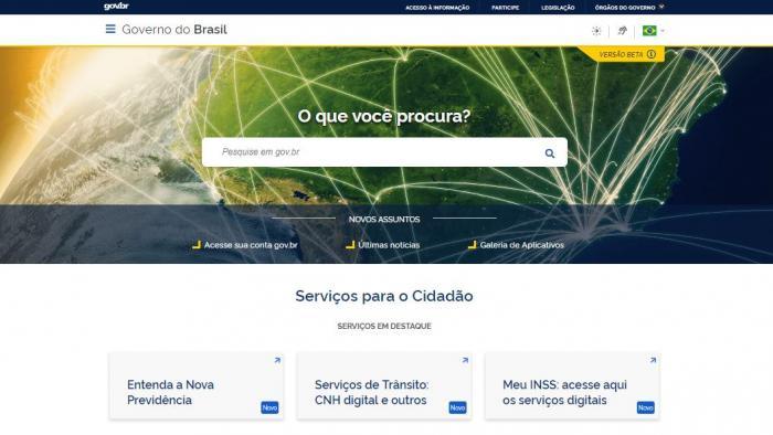 Projeto de lei regulamenta serviços públicos que podem ser feitos pela internet - 1