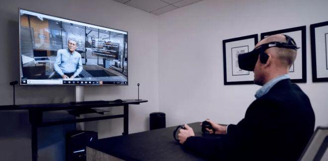 Realidade virtual é criada para pessoas treinarem o momento de demitir alguém - 2