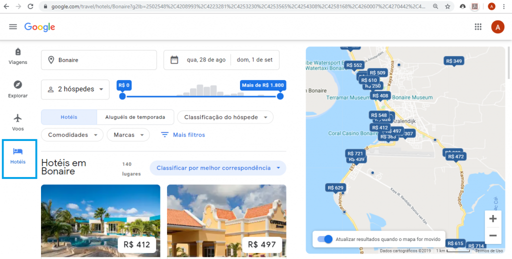 Saiba como achar passagens aéreas baratas no Google Flights - 5