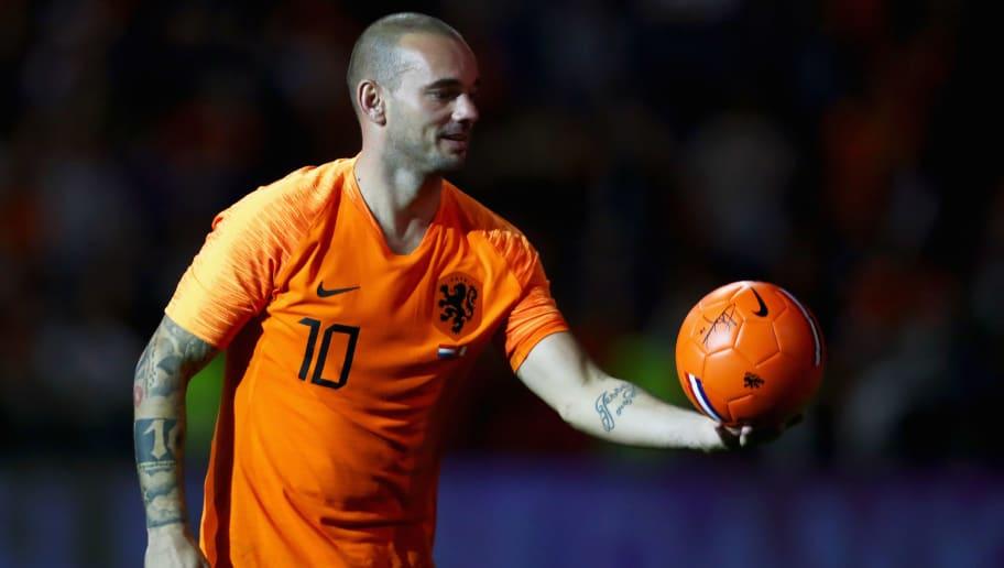 Wesley Sneijder: ex-Real Madrid e Inter se aposenta do futebol com 35 anos - 1
