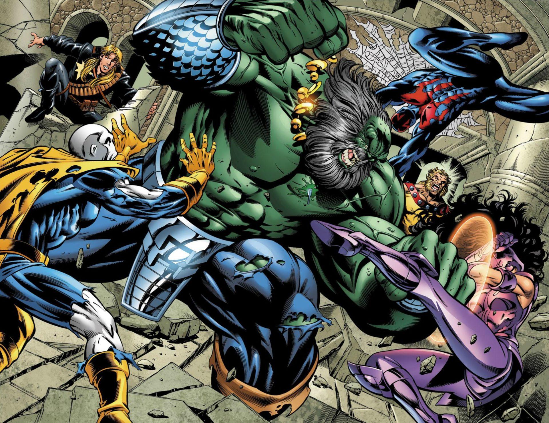 10 ideias incríveis para o Hulk na Fase 5 da Marvel - 7